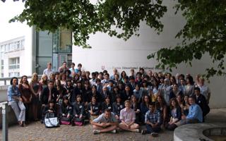 ケンブリッジ大学サイエンスワークショップに被災地域の高校生を招待
