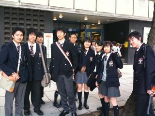 今学期も多くの生徒が本校で実施される実用英語技能検定とケンブリッジ英検に挑戦しました。
