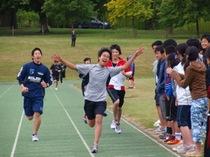 全校で行ったスポーツテスト。全力を尽くした立教生の姿をご覧下さい。