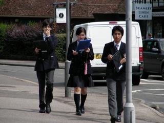 1学期 英語校外学習 最終回。「手段としての英語」を目的を持って使えたか?
