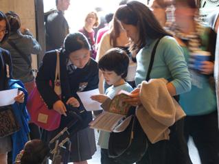 ロンドンで行われた『JAPAN祭り』に今年も立教生がボランティアとして参加しました。