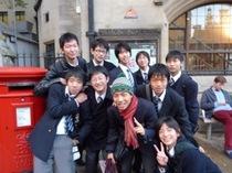 高校2年生アウティング:学都オックスフォードを訪れました。