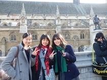 高校3年生最後のアウティング:最後のロンドンを満喫してきました!