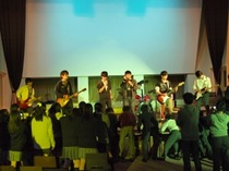 ギター部、高2ラストコンサート&高1デビューコンサート