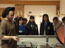 EC校外学習ーSmithbrook Kilnでオリジナルプレート製作に挑戦!