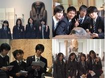 高校1年生ロンドンアウティング:大英博物館で見た本物の迫力!