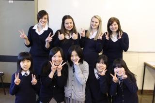 ウルバーハンプトン校から6人の生徒を迎えて過ごした5日間。〈短期交換留学〉