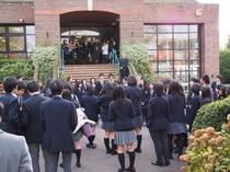 高校3年生と過ごす最後の日ーー2学期終業礼拝の日の思い出。