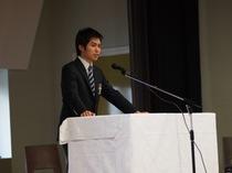 次代を担う新生徒会役員選挙、熱い演説の様子を写真でどうぞ。