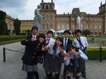 小・中学部アウティング:ブレナム宮殿とオックスフォード訪問