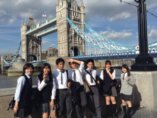 Science Workshop 事前研修 in London