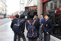 高校3年生アウティング:ロンドン訪問を写真でご覧ください