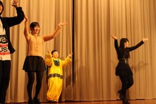 2つの引退公演「ダンス同好会」「ミュージカル同好会」