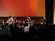 高校2年生ギター部 ラストコンサート with 後輩新バンド