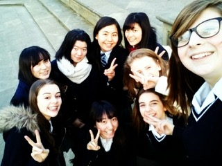ミレースクール交換留学体験記「更に英語に興味がわき、もっと勉強したいと強く思った交換留学」