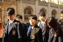 高1アウティング。学都ケンブリッジを訪れました。