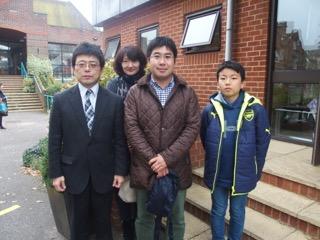 15期生 高橋さん〈11月1日来校〉