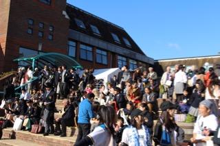 オープンデー(文化祭)が行われました。