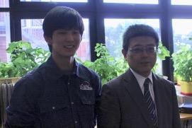 37期生 谷本さん〈9月24日来校〉