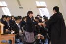 2018年度 入学始業礼拝の一日