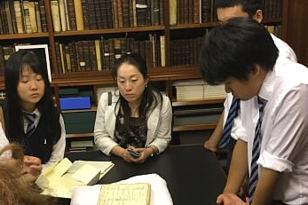 UK-JAPAN Young Scientist Pre-Workshop下見外出 リンネ学会