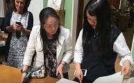 UK-JAPAN Young Scientist Pre-Workshop下見外出 リンネ学会を訪問して