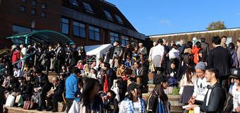 オープンデイ(文化祭)