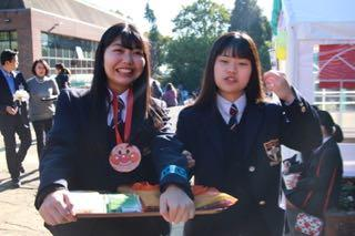 10月21日(日)はオープンデイ(文化祭)でした。