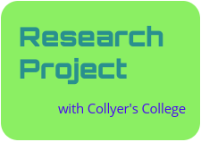 Collyer's CollegeとのResearch Project〈第2回〉
