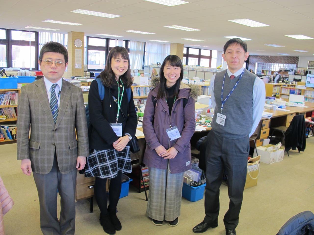 37期生 伊藤さん、松岡さん