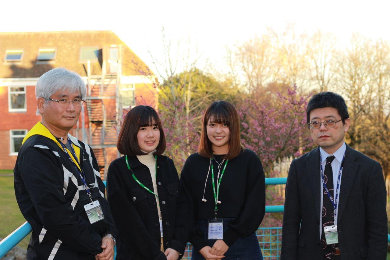 40期生 鈴木さん、新名さん