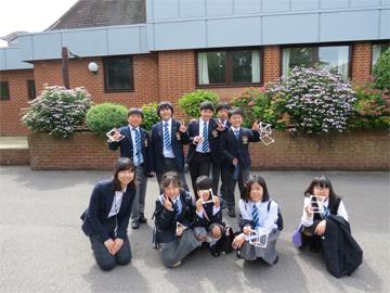 【英語科】小学部 校外学習St. Edmund's Catholic Primary School訪問