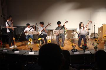 イベントのご案内〈津軽三味線、民謡コンサート〉