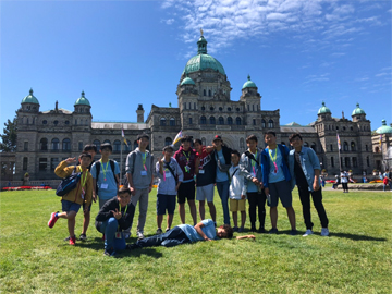 出会いと別れ〈カナダでの留学体験を通して〉