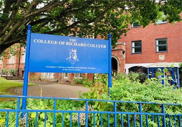 Collyer's College 学期留学レポート〈1〉