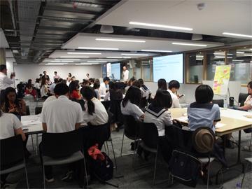 【連載】UCL Japan Youth Challenge 2019 報告会より③