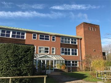 Weald School 訪問