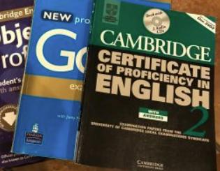 本校でケンブリッジ英検が実施されました。