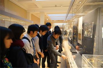 高校1年生は大英博物館とUCLを訪れました。