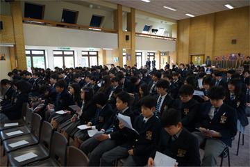 生徒会選挙