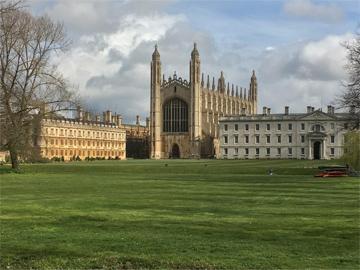 3月のケンブリッジ大学研修 生徒報告書〈連載 第4回〉