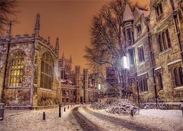 12月のケンブリッジ大学研修 生徒報告書〈連載 第2回〉