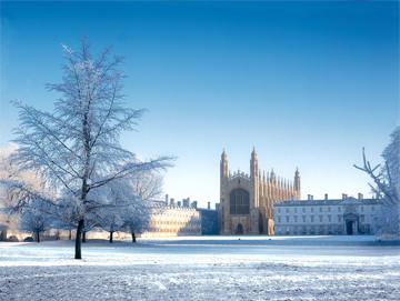 12月のケンブリッジ大学研修 生徒報告書〈連載 第3回〉