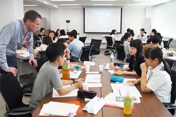 IIBCエッセイコンテスト ライティングワークショップ(大阪)