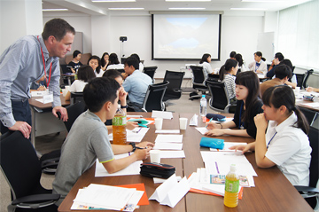 IIBCエッセイコンテスト ライティングワークショップ(東京)