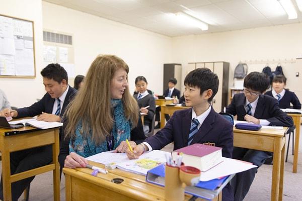 日英融合教育