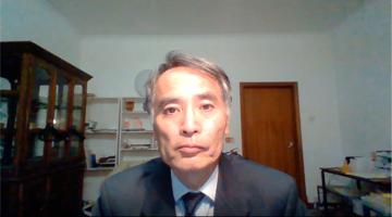 WEB オープンデイ開会式〈校長挨拶〉
