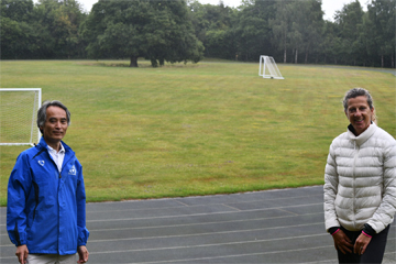 エリオットジャイルス選手、セバスチャンコー選手の800m室内英国記録を38年ぶりに破る